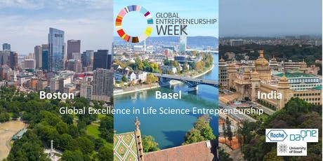 Boston / Basel / India Summit - Global Excellence in Life Science Entrepreneurship tickets