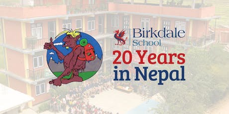 Celebrating 20 years of Birkdale in Nepal tickets