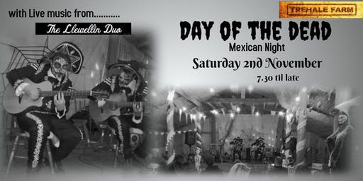 Day of the Dead Mexican Night Live Music