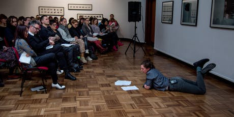 flop to the floor: a performance lecture tickets