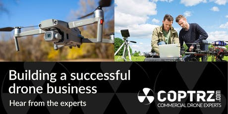 Building a Successful Drone Business - 28th November- Free Seminar tickets