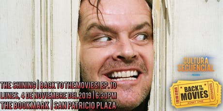 The Shining | Back to the Movies! Ep. 10 ¡EN VIVO! tickets
