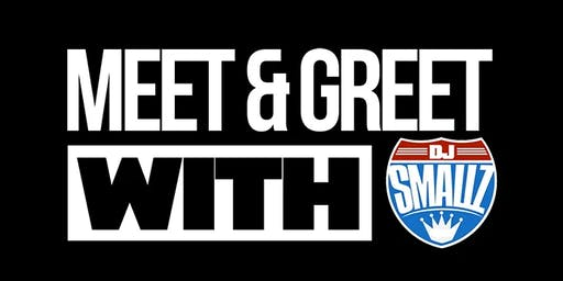 DJ Smallz Exclusive Tampa Private 1 on 1 Meet and Greet