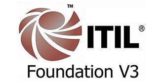 ITIL V3 Foundation 3 Days Virtual Live Training in Stockholm