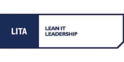 LITA+Lean+IT+Leadership+3+Days+Virtual+Live+T
