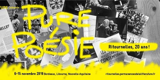 Festival Ritournelles, 20 ans !