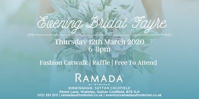 Evening Bridal Fayre
