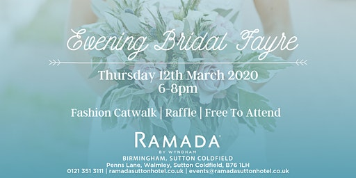 Evening Bridal Fayre