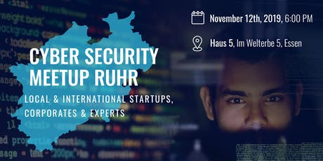 Cyber Security Meetup Tickets