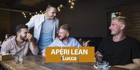 Incontro professionale con aperitivo: AperiLean biglietti