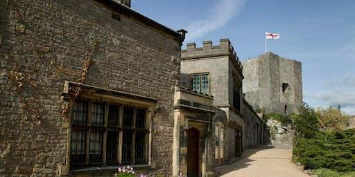 Lancashire's Lost Castles (St Anne's) #LancsLearning