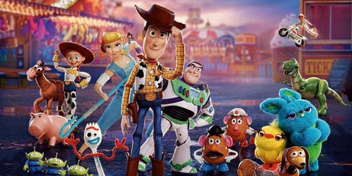 Toy Story 4 (+ Pizza!)