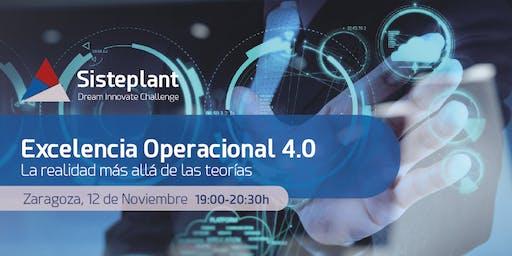 Sisteplant AfterWork: Excelencia Operacional 4.0