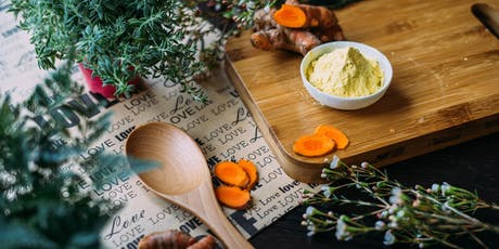 Cooking with Herbs: Mood-boosting foods tickets