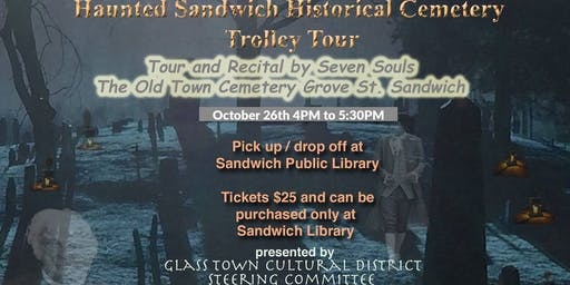 Haunted Sandwich Historic Cemetery Tour