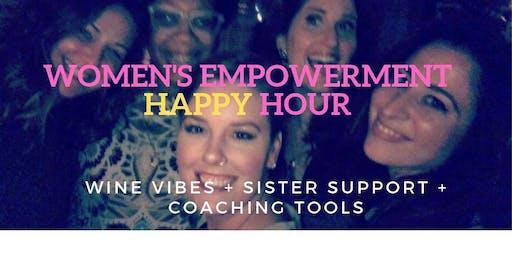 Women's Empowerment Happy Hour