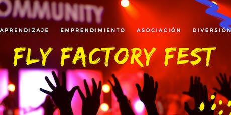 FLY FACTORY FEST. Festival de Emprendimiento y Liderazgo entradas