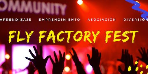 FLY FACTORY FEST. Festival de Emprendimiento y Liderazgo