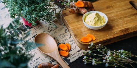 Cooking with Herbs Class: Skin health tickets
