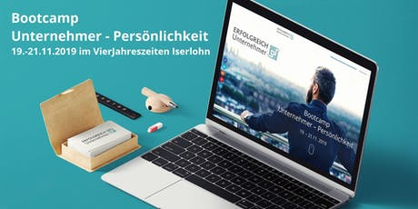 Bootcamp Unternehmer-Persönlichkeit Tickets