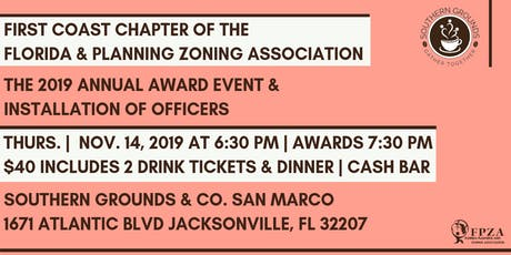 First Coast Chapter FPZA 2019 Annual Award Event tickets