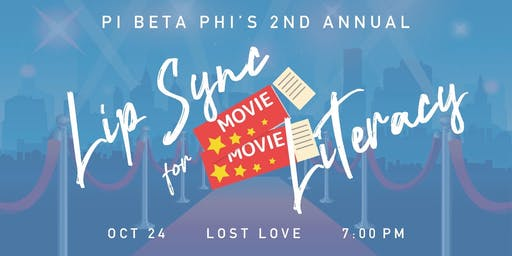 Pi Beta Phi's Lip Sync for Literacy 2019