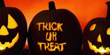 Trick or Treat Studio Halloween Craft Party tickets