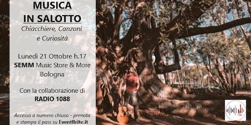 """""""LIBERO a Bologna - Musica in salotto"""""""