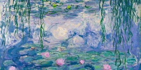 Lezing: Monet, Tuinen van Verbeelding tickets