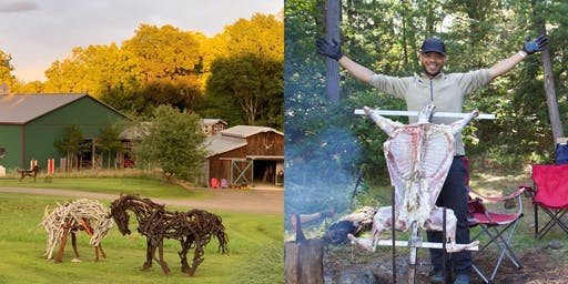 Saddle Up with CS&W Farms and Chef Wilson Costa for a Gaucho-Churrasco Dinner
