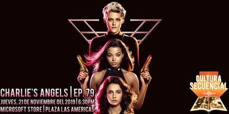 Charlie's Angels | Ep. 79 ¡EN VIVO! tickets