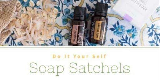 DIY Soap Satchels