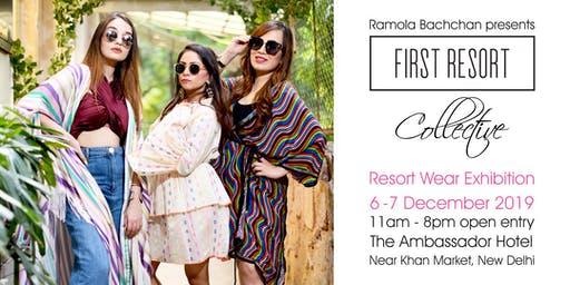 First Resort Collective - Resort Wear Exhibition by Ramola Bachchan