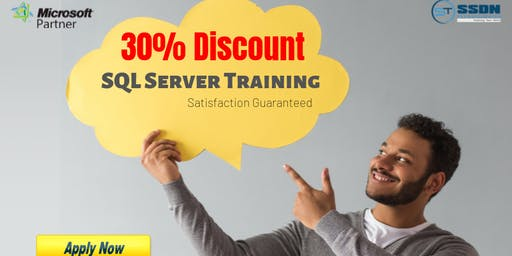 Get 30% Off on  SQL Training in Gurgaon