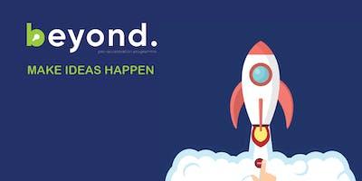 Представяне на Beyond - новата преакселераторска програма на JA