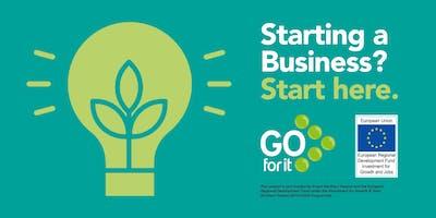 Start a Business Information Evening - Ards Business Centre