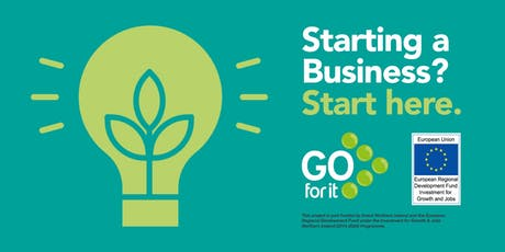Start a Business Information Evening - Armagh Business Centre tickets