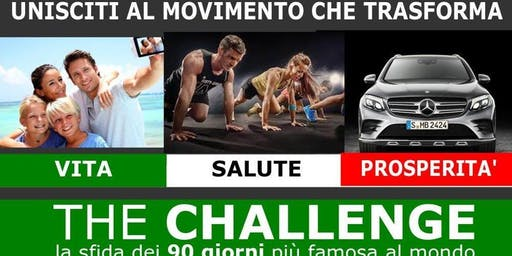 MONTECATINI TERME  CHALLENGE PARTY