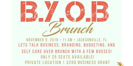 Boss Brunch: Becoming Your Own Boss tickets