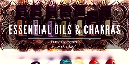 Essential Oils & Chakras