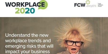 FCW Lawyers Workplace 2020 (Ballarat) tickets