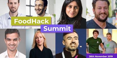 FoodHack Summit 2019 tickets