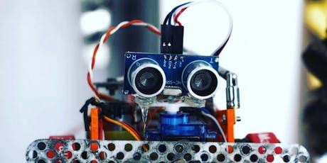 Bau deinen eigenen Roboter Tickets