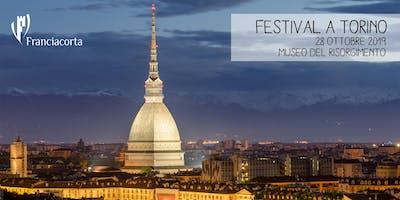 Festival Franciacorta a Torino