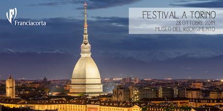 Festival Franciacorta a Torino biglietti