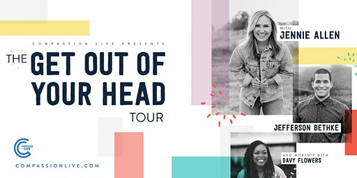 The Get Out of Your Head Tour  | Denton, TX