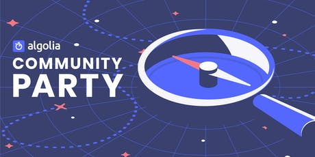 Algolia Community Party in Madrid entradas