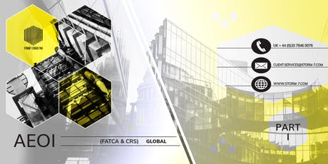 AEOI SERIES - PART I - AEOI (FATCA & CRS), ASTANA, February 2020 tickets
