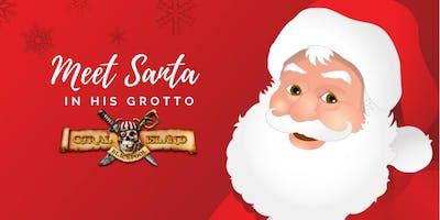 Meet Santa at Coral Island
