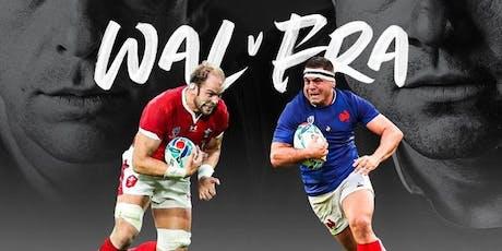 RWC QF3: Wales v France tickets